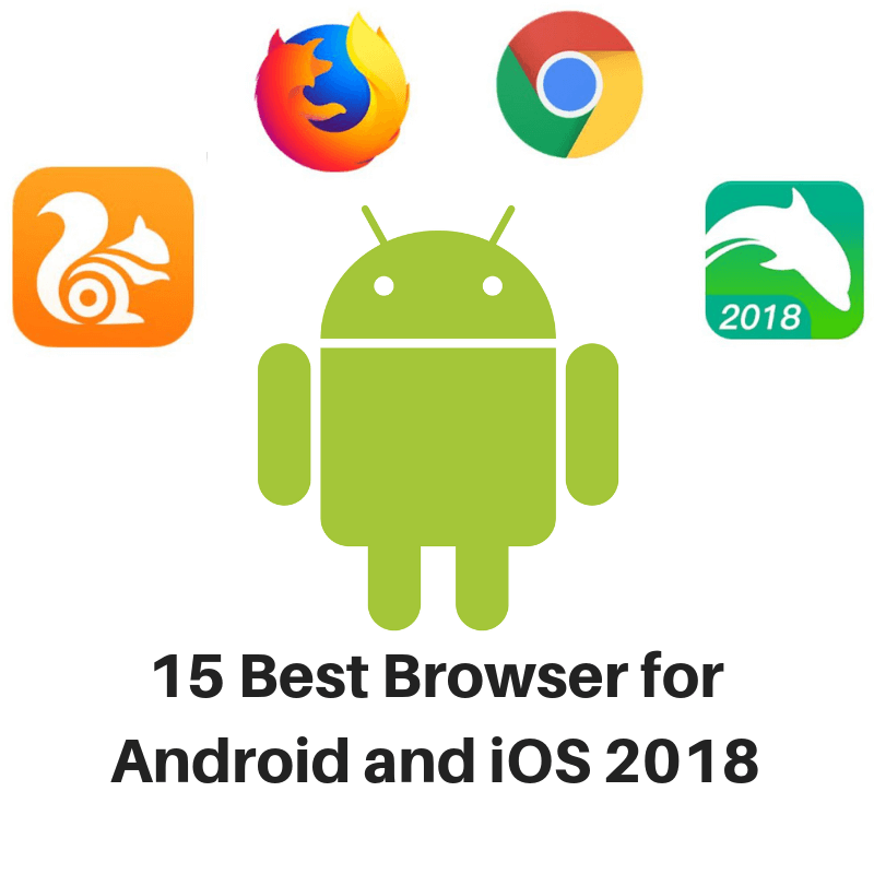 15 Best Browser for Android and iOS 2018 - Androidtrunk